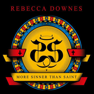 Rebecca Downes - More Sinner Than Saint - FabricationsHQ